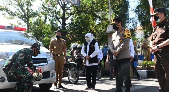 Tim Vaksinator Disebar di Kabupaten Tuban