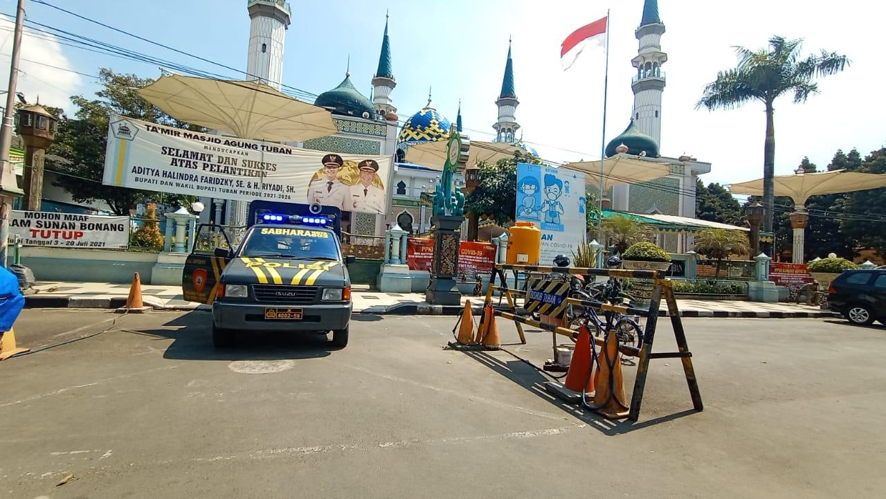 Masjid Tutup