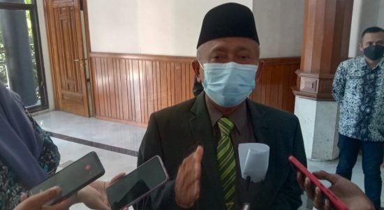 Ketua DPRD Tuban M Miyadi
