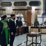 Pelantikan Imam Sutiono Digugat